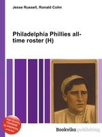 Philadelphia Phillies all-time roster (H)