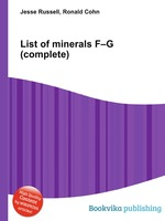 List of minerals F–G (complete)