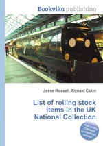 List of rolling stock items in the UK National Collection