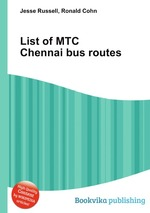 List of MTC Chennai bus routes