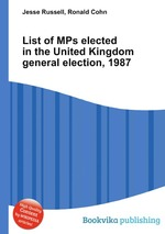 List of MPs elected in the United Kingdom general election, 1987