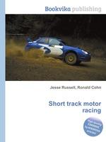 Short track motor racing