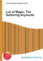 List of Magic: The Gathering keywords