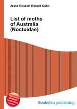 List of moths of Australia (Noctuidae)