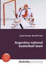 Argentina national basketball team
