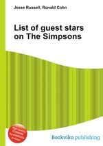 List of guest stars on The Simpsons