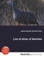 List of birds of Namibia