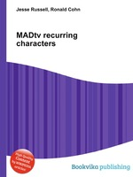 MADtv recurring characters