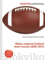 Wales national football team results 2000–2019