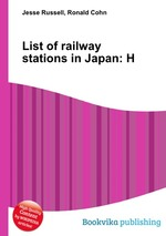 List of railway stations in Japan: H