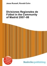 Divisiones Regionales de Ftbol in the Community of Madrid 2007–08