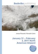 January 31 – February 2, 2011 North American blizzard