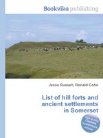 List of hill forts and ancient settlements in Somerset