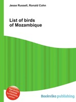 List of birds of Mozambique