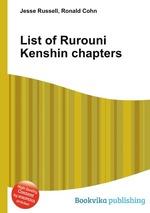 List of Rurouni Kenshin chapters