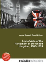 List of Acts of the Parliament of the United Kingdom, 1980–1999