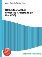 Utah Utes football under Ike Armstrong (in the MSC)