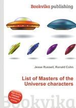 List of Masters of the Universe characters