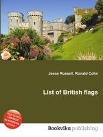 List of British flags