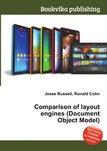 Comparison of layout engines (Document Object Model)