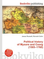 Political history of Mysore and Coorg (1565–1760)