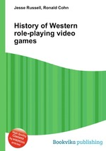 History of Western role-playing video games