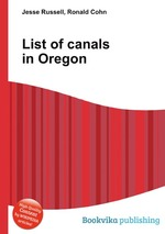 List of canals in Oregon