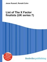 List of The X Factor finalists (UK series 7)