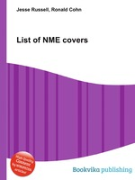 List of NME covers