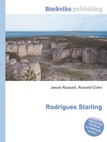 Rodrigues Starling
