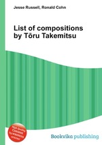 List of compositions by Tru Takemitsu