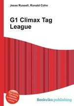 G1 Climax Tag League
