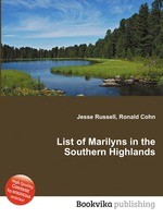 List of Marilyns in the Southern Highlands