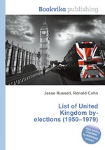 List of United Kingdom by-elections (1950–1979)