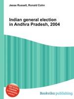 Indian general election in Andhra Pradesh, 2004