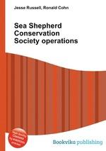 Sea Shepherd Conservation Society operations