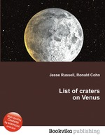 List of craters on Venus