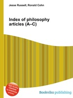 Index of philosophy articles (A–C)