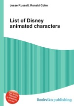 List of Disney animated characters