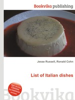 List of Italian dishes