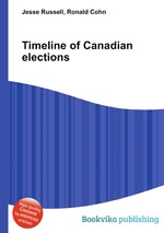 Timeline of Canadian elections