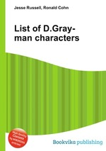 List of D.Gray-man characters