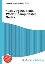 1984 Virginia Slims World Championship Series