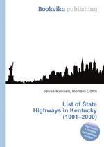 List of State Highways in Kentucky (1001–2000)