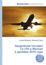 Аварийная посадка Ту-154 в Москве 4 декабря 2010 года