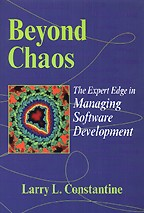 Beyond Chaos: The Expert Edge in Managing Software Development: на английском языке