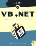 The book of VB.Net. На английском языке
