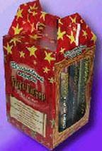 Волшебный подарок. Комплект из 4-х книг о Гарри Поттере