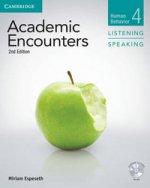 Acad Encounters List & Speak Human Behaviour SB +DVD Ed2 #дата изд.31.10.12#