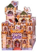 Mini House: Enchanted Castle   (board book)